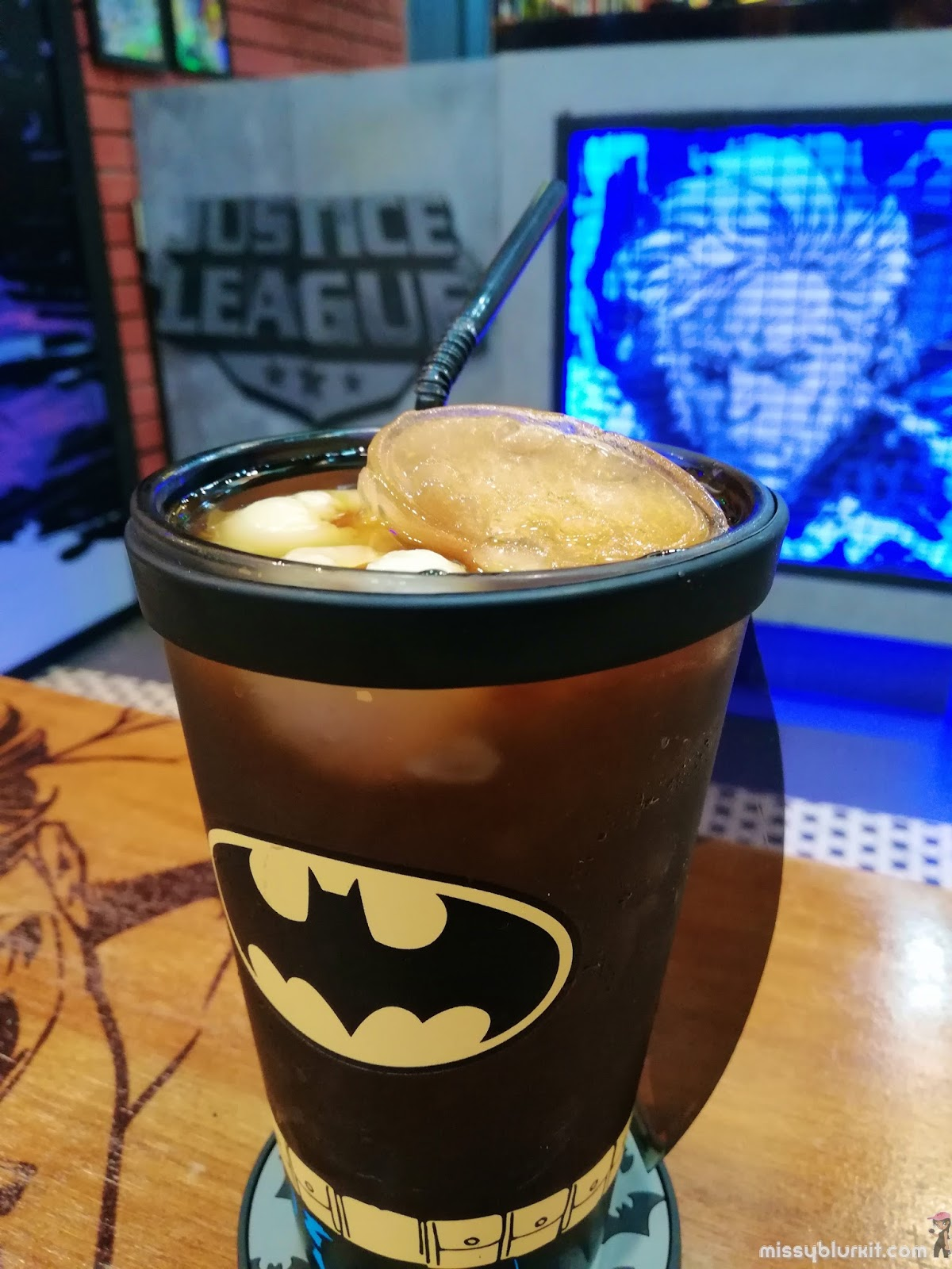 Justice League @ DC Cafe