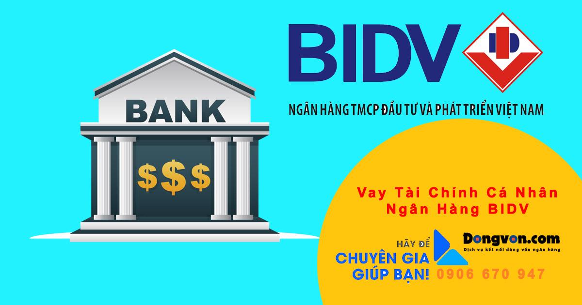 Vay vốn tiêu dùng cá nhân Ngân Hàng HDBank