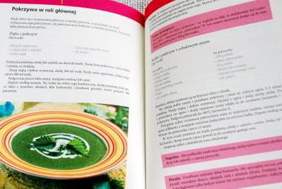 Zupa z pokrzywy i inne przepisy