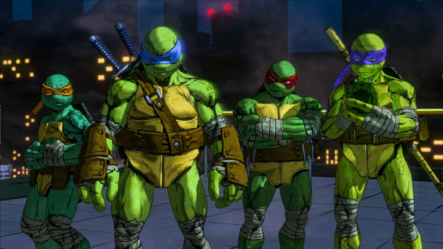 Teenage Mutant Ninja Turtles Mutants in Manhattan Download
