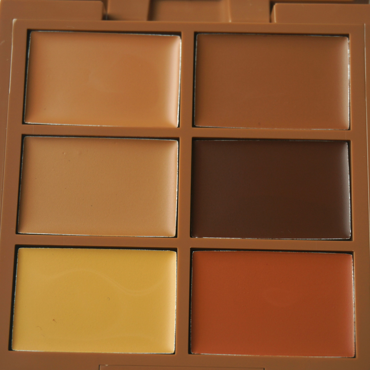 Review Nyx Conceal Correct Contour Palette In Dark