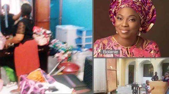 Lagos Pastor's Sack: Angry Nigerians blast Ambode's Wife ...pastor offered 5 new apartments