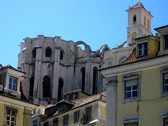 Plaza del Rossio de Lisboa