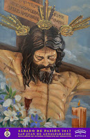 Semana Santa de San Juan de Aznalfarache - Hermandad de San Juan Bautista - Rocío Márquez Bilbao