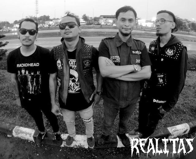 Realitas - Punk Jakarta / Band punk yang perduli terhadap isue kesehatan