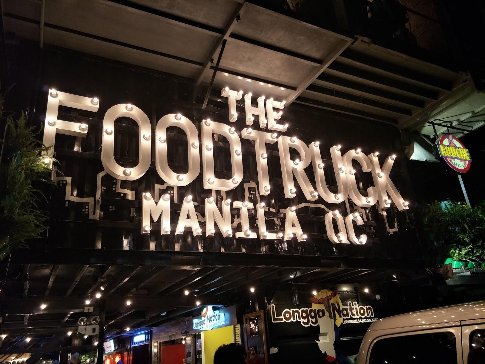 Adventures of a diva princess the food truck manila qc
