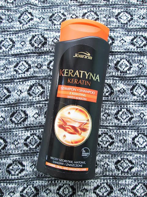szampon Joanna Keratyna