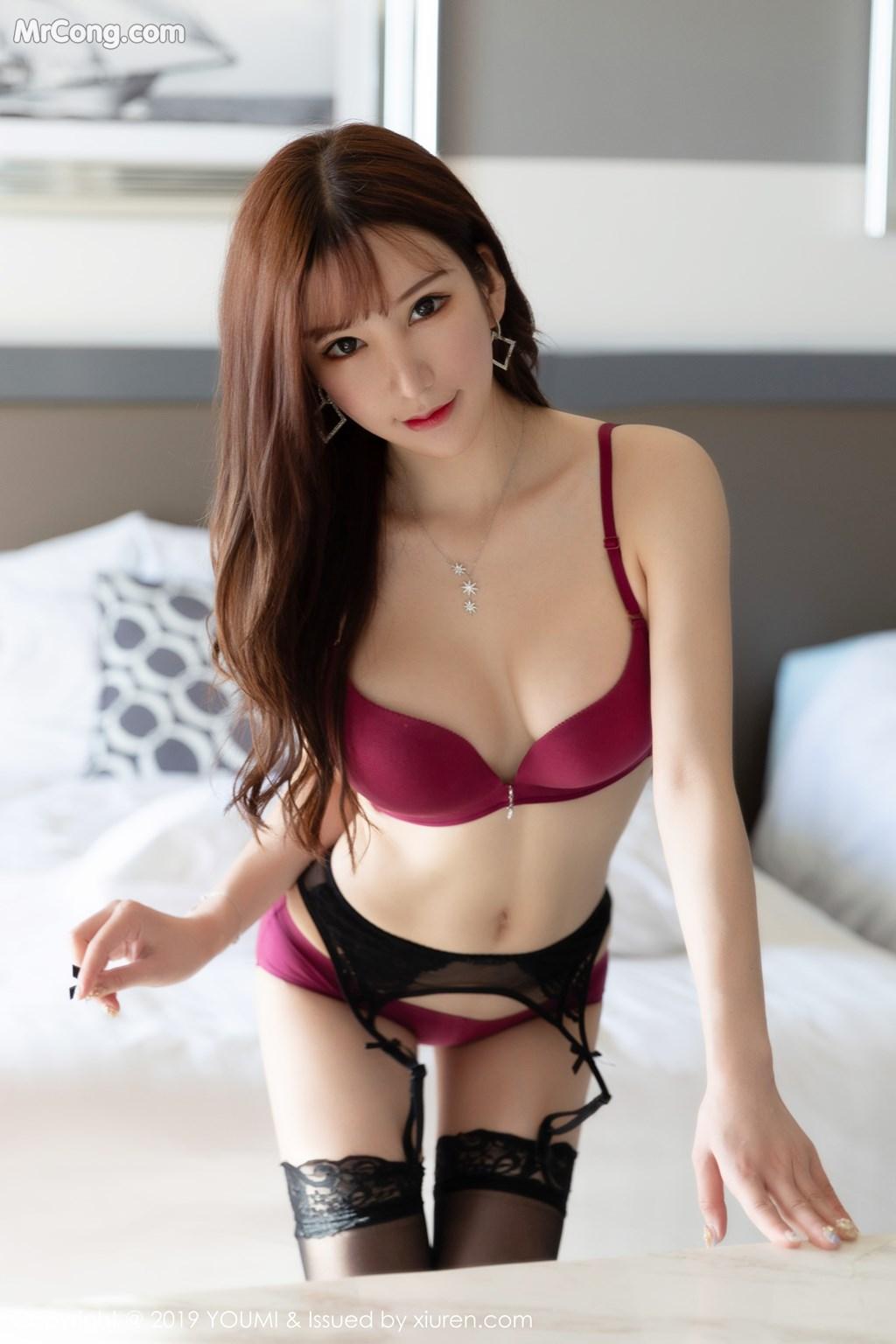 YouMi Vol.343: Zhou Yuxi (周于希Sandy) (54P)