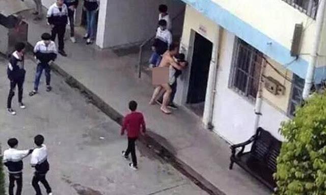 Καθηγητής προσπάθησε να βιάσει μαθήτρια στην αυλή του σχολείου