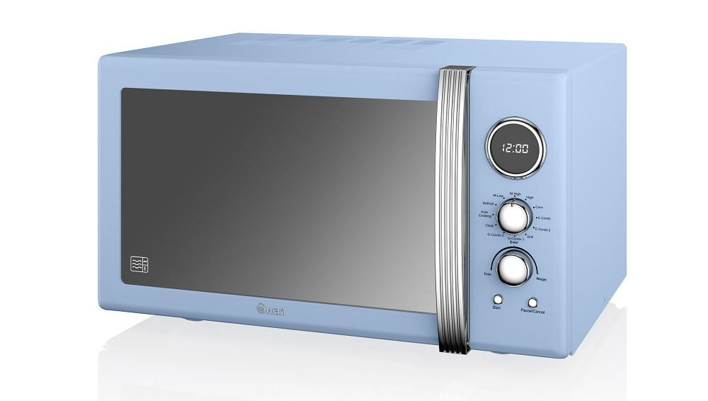 Swan Retro SM22080 Combination Microwave Review