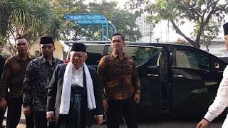 Penjelasan Kiai Ma'ruf soal Jokowi Santri Situbondo