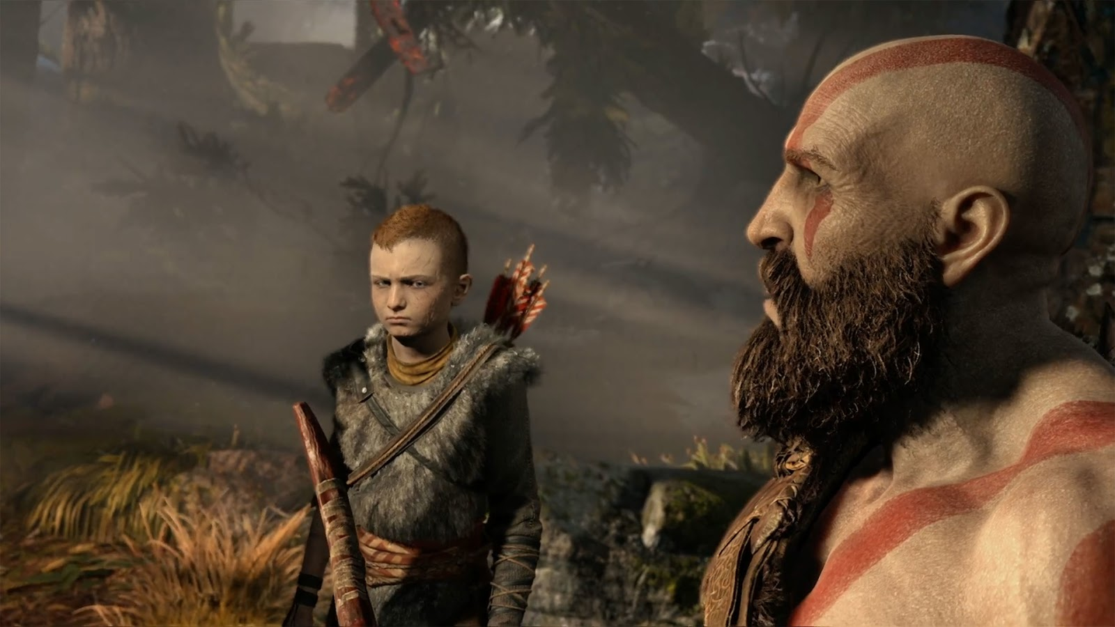 God Of War Iv Hd Wallpapers Read Games Review Play Online Games