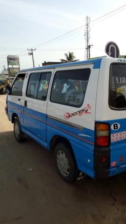 Policeman sergeant kills bus driver in Warri Delta