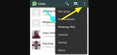 Bilgisayarda WhatsApp Kullanma