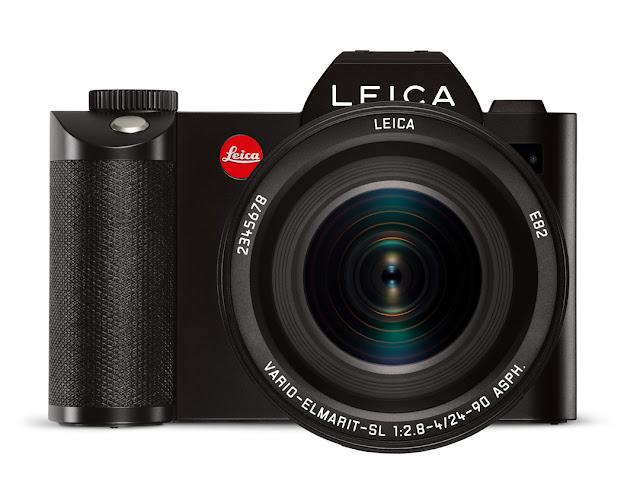 Fotografia della Leica SL con lo zoom Vario-Elmarit-SL 24-90mm F2.8-4