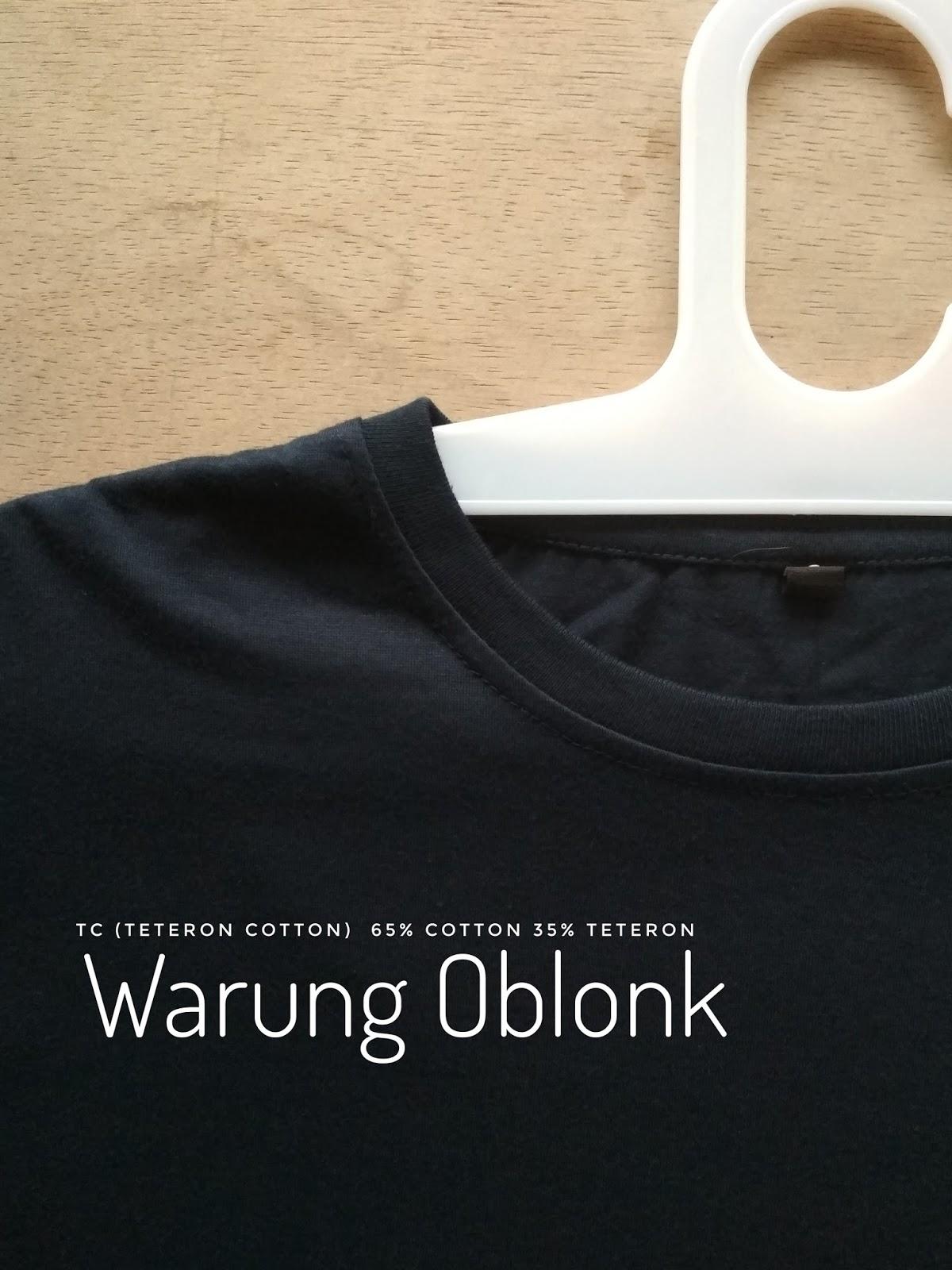 Konveksi Sablon Bordir Grosir Kaos Polos Terlengkap Termurah Black Misty Putih Hitam Biru Benhur Dongker Hijau Fuji Kuning Merah Abu Muda