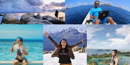 youtube, youtuber, travel, traveler, inspirasi liburan
