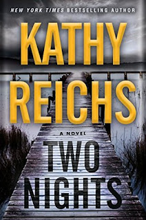 Two Nights by Kathy Reichs book cover