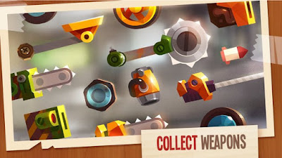 Crash Arena Turbo Stars MOD APK v2.0 Terbaru Mei 2017 for Android Gratis