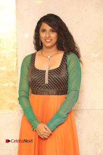 Actress Shravya Latest Pictures in Beautiful Salwar Kameez  0142