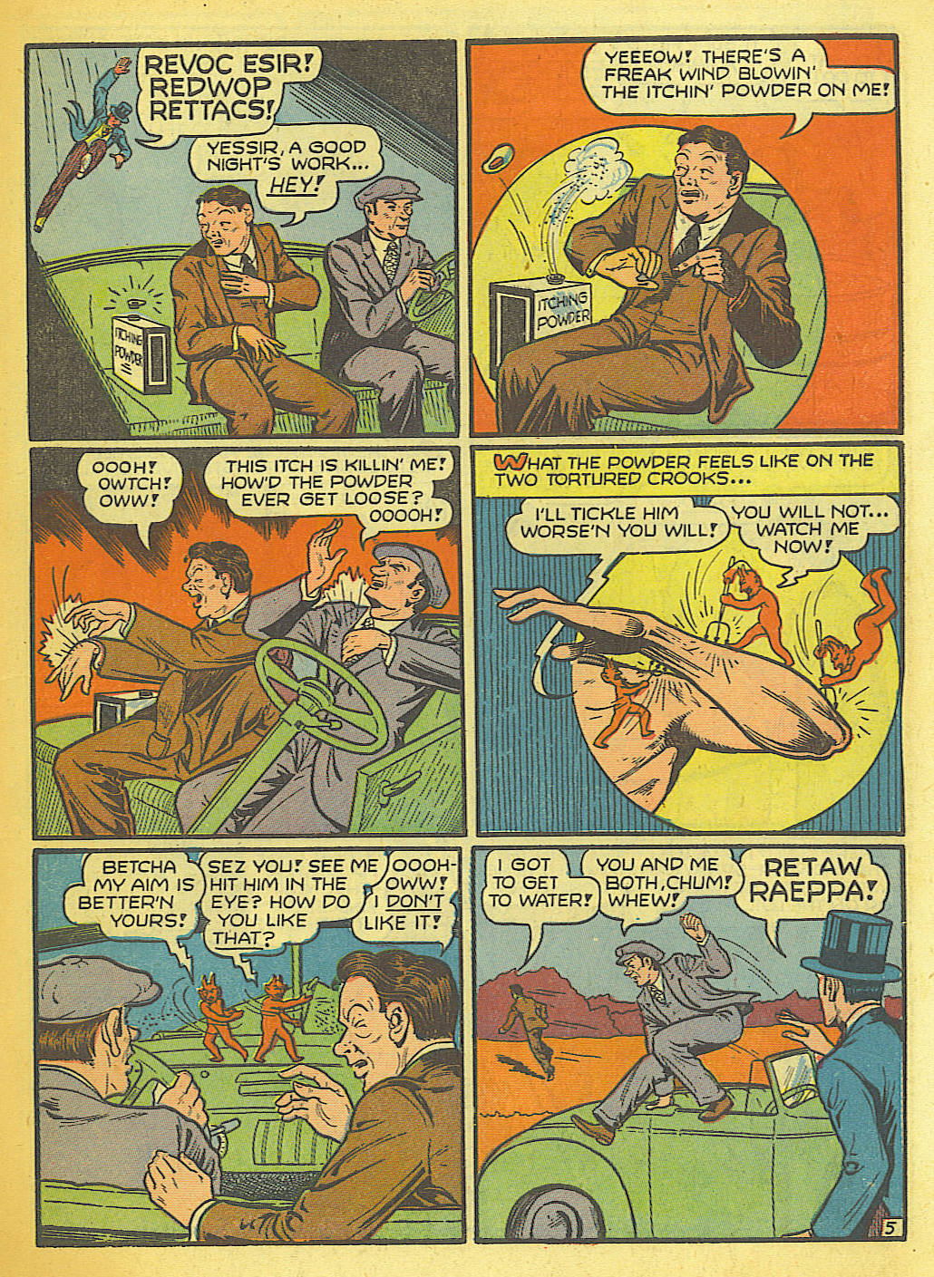 Read online Action Comics (1938) comic -  Issue #58 - 51