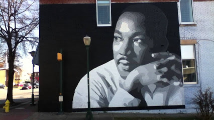 The Abeng And My Conscious Pen Dr Martin Luther King Jr Murals