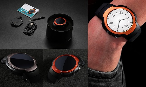 zeblaze-blitz Specifications Smartwatch