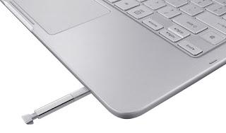 Samsung Akan Rilis Laptop dengan Stylus