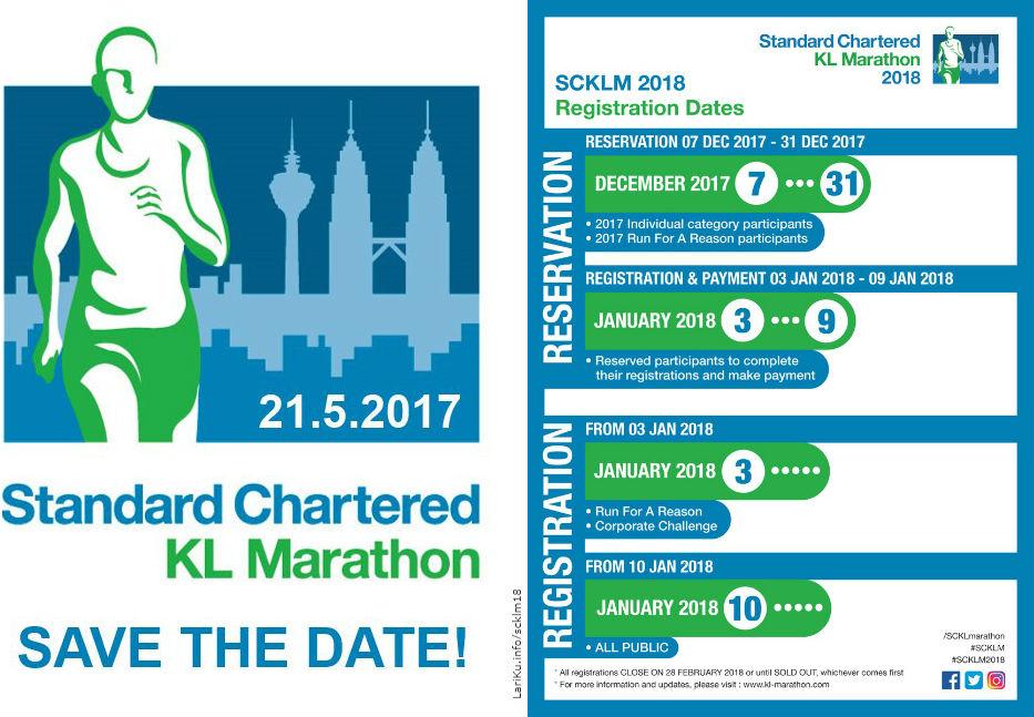 Standard Chartered KL Marathon • 2018