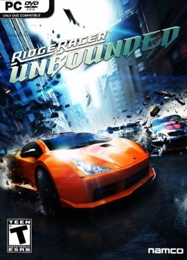 Ridge Racer Unbounded Cuộc Đua Nghẹt Thở