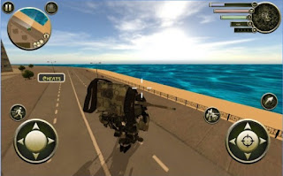 Tank Robot App