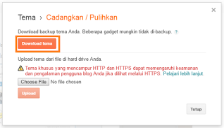 Coding di hp android, mengedit template blog dan membuat template blog di hp android