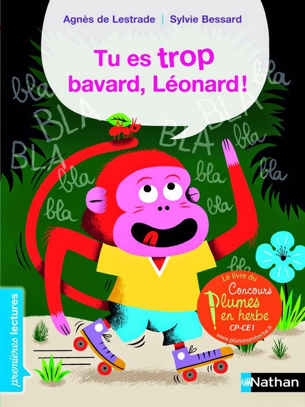 http://lesmercredisdejulie.blogspot.com/2014/05/tu-es-trop-bavard-leonard.html