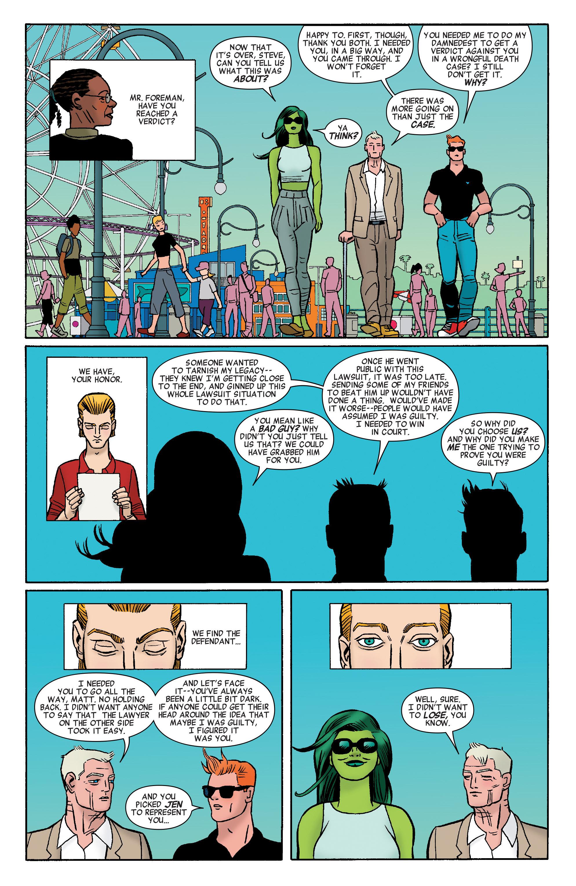Read online She-Hulk (2014) comic -  Issue #10 - 16