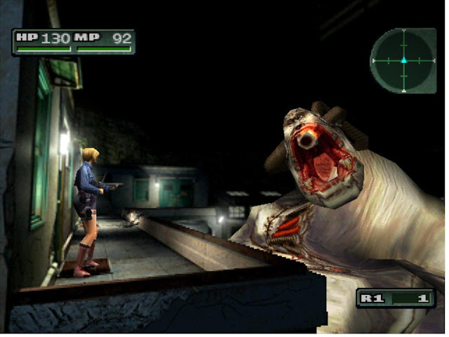 Parasite Eve 2 screenshot 3