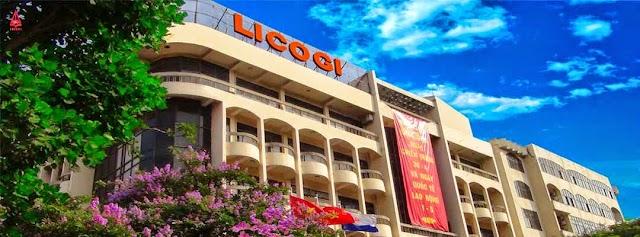 Bất động sản của Tổng Công ty Licogi có quy mô như thế nào?