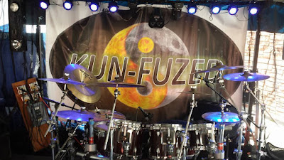 Kun-Fuzed Band Banner | Printed by Banners.com