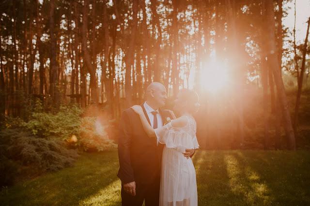 Ślub Eweliny i Jacka