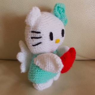 PATRON GRATIS HELLO KITTY AMIGURUMI 30360