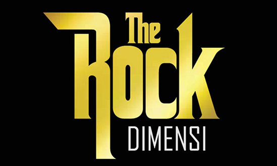 Lirik Lagu Dimensi - The Rock