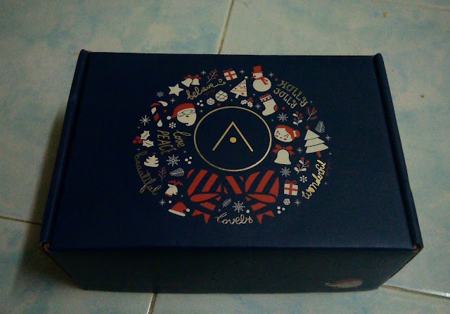 Althea Christmas Box