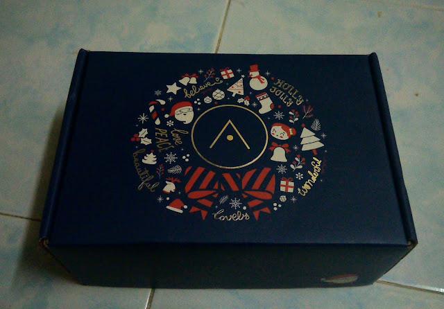 Althea Christmas Box