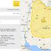 Alerta amarilla por tormentas fuertes en zonas de Paysandú
