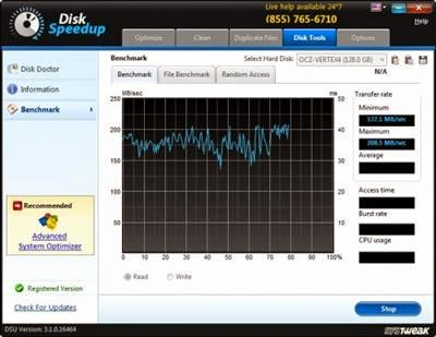 Systweak Disk Speedup free download