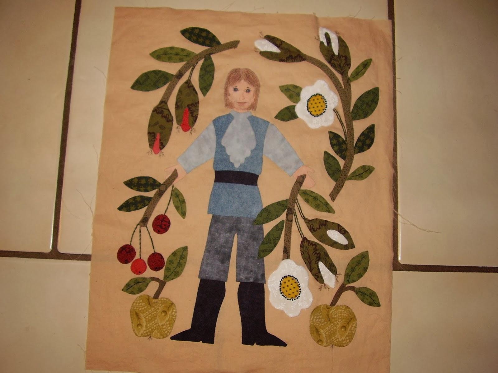 Sew Many Joyous Things Linda S Journey Civil War Bride