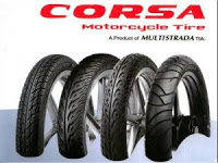 gambar ban motor Corsa