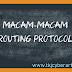Macam-Macam Routing Protokol dan perbandingan Jalur Routing