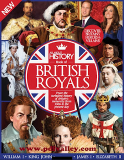 All About History Book Of British Royals 3rd Edition