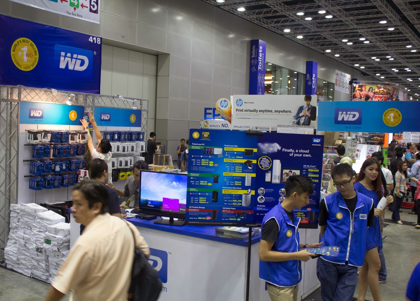 Coverage of PIKOM PC Fair 2014 @ Kuala Lumpur Convention Center 371