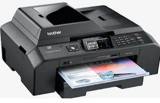 Brother MFC-J5910DW Treiber & Software Herunterladen